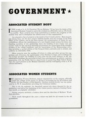 Page 17, 1941 Edition, Central Washington University - Hyakem / Kooltuo Yearbook (Ellensburg, WA) online yearbook collection
