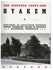 Page 5, 1941 Edition, Central Washington University - Hyakem / Kooltuo Yearbook (Ellensburg, WA) online yearbook collection