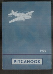 1939 Edition, Yakima Valley Academy - Pitcanook Yearbook (Granger, WA)
