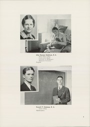 Page 14, 1939 Edition, Yakima Valley Academy - Pitcanook Yearbook (Granger, WA) online yearbook collection