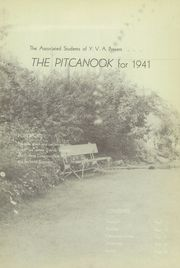 Page 5, 1941 Edition, Yakima Valley Academy - Pitcanook Yearbook (Granger, WA) online yearbook collection