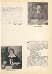 Page 15, 1937 Edition, University of Puget Sound - Tamanawas Yearbook (Tacoma, WA) online yearbook collection