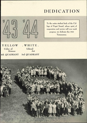 Page 9, 1941 Edition, University of Puget Sound - Tamanawas Yearbook (Tacoma, WA) online yearbook collection