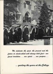 Page 10, 1945 Edition, University of Puget Sound - Tamanawas Yearbook (Tacoma, WA) online yearbook collection