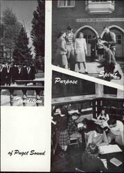 Page 11, 1945 Edition, University of Puget Sound - Tamanawas Yearbook (Tacoma, WA) online yearbook collection