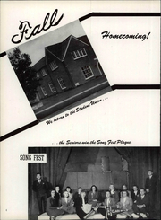 Page 12, 1945 Edition, University of Puget Sound - Tamanawas Yearbook (Tacoma, WA) online yearbook collection