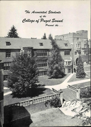 Page 8, 1945 Edition, University of Puget Sound - Tamanawas Yearbook (Tacoma, WA) online yearbook collection