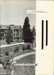 Page 9, 1945 Edition, University of Puget Sound - Tamanawas Yearbook (Tacoma, WA) online yearbook collection