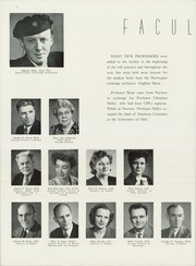 Page 12, 1947 Edition, University of Puget Sound - Tamanawas Yearbook (Tacoma, WA) online yearbook collection