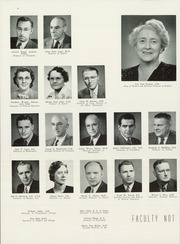 Page 14, 1947 Edition, University of Puget Sound - Tamanawas Yearbook (Tacoma, WA) online yearbook collection