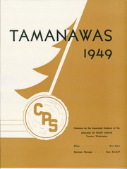 Page 5, 1949 Edition, University of Puget Sound - Tamanawas Yearbook (Tacoma, WA) online yearbook collection