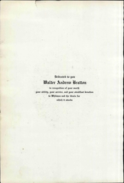 Page 14, 1911 Edition, Whitman College - Waiilatpu Yearbook (Walla Walla, WA) online yearbook collection