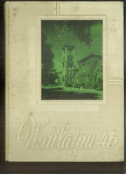1946 Edition, Whitman College - Waiilatpu Yearbook (Walla Walla, WA)