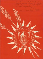 Page 3, 1946 Edition, Whitman College - Waiilatpu Yearbook (Walla Walla, WA) online yearbook collection