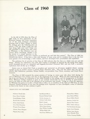 Page 16, 1960 Edition, Whitman College - Waiilatpu Yearbook (Walla Walla, WA) online yearbook collection