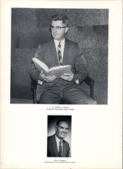 Page 10, 1966 Edition, Wenatchee Valley College - Wejuco Yearbook (Wenatchee, WA) online yearbook collection