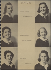 Page 15, 1939 Edition, The Bush School - Tykoe Yearbook (Seattle, WA) online yearbook collection