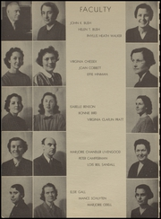 Page 8, 1939 Edition, The Bush School - Tykoe Yearbook (Seattle, WA) online yearbook collection