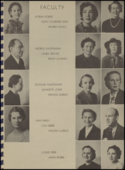 Page 9, 1939 Edition, The Bush School - Tykoe Yearbook (Seattle, WA) online yearbook collection