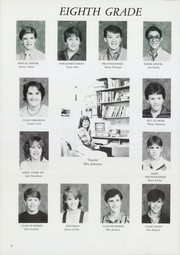 Page 12, 1986 Edition, Buena Vista Seventh Day Adventist School - Vista Yearbook (Auburn, WA) online yearbook collection