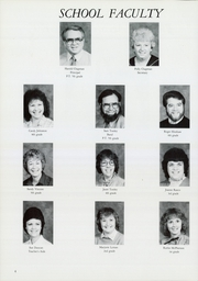 Page 8, 1986 Edition, Buena Vista Seventh Day Adventist School - Vista Yearbook (Auburn, WA) online yearbook collection