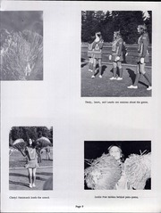 Page 11, 1972 Edition, Highland Junior High School - Highland Yearbook (Bellevue, WA) online yearbook collection