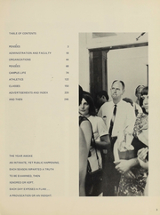 Page 4, 1968 Edition, Seattle Pacific University - Tawashi Yearbook (Seattle, WA) online yearbook collection