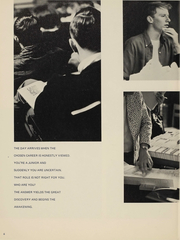 Page 7, 1968 Edition, Seattle Pacific University - Tawashi Yearbook (Seattle, WA) online yearbook collection