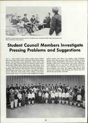 Page 16, 1969 Edition, Cascade Middle School - Lance Yearbook (Longview, WA) online yearbook collection