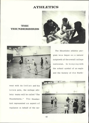 Mountlake College - Pinion Yearbook (Everett, WA) online yearbook collection, 1965 Edition, Page 46
