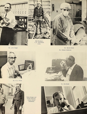 Page 13, 1970 Edition, Washington State University College of Veterinary Medicine - Vetrospect Yearbook (Pullman, WA) online yearbook collection