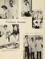 Page 15, 1970 Edition, Washington State University College of Veterinary Medicine - Vetrospect Yearbook (Pullman, WA) online yearbook collection