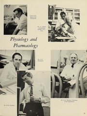 Page 16, 1970 Edition, Washington State University College of Veterinary Medicine - Vetrospect Yearbook (Pullman, WA) online yearbook collection