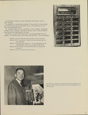 Page 6, 1970 Edition, Washington State University College of Veterinary Medicine - Vetrospect Yearbook (Pullman, WA) online yearbook collection