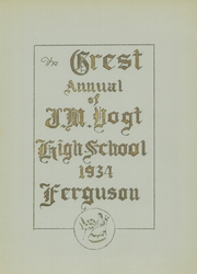 Page 5, 1934 Edition, Anatone High School - Wildcat Yearbook (Anatone, WA) online yearbook collection