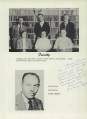 Page 11, 1955 Edition, Anatone High School - Wildcat Yearbook (Anatone, WA) online yearbook collection