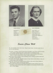 Page 16, 1955 Edition, Anatone High School - Wildcat Yearbook (Anatone, WA) online yearbook collection