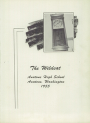 Page 5, 1955 Edition, Anatone High School - Wildcat Yearbook (Anatone, WA) online yearbook collection