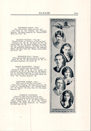 Page 15, 1928 Edition, Lower Naches High School - Lo Na Hi Yearbook (Naches, WA) online yearbook collection