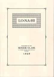 Page 5, 1928 Edition, Lower Naches High School - Lo Na Hi Yearbook (Naches, WA) online yearbook collection