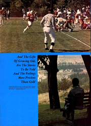 Page 10, 1971 Edition, Whitworth University - Natsihi Yearbook (Spokane, WA) online yearbook collection