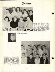 Page 12, 1955 Edition, Kent Meridian Junior High School - Vandal Yearbook (Kent, WA) online yearbook collection