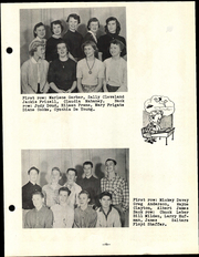Page 17, 1955 Edition, Kent Meridian Junior High School - Vandal Yearbook (Kent, WA) online yearbook collection