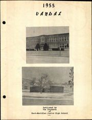 Page 3, 1955 Edition, Kent Meridian Junior High School - Vandal Yearbook (Kent, WA) online yearbook collection