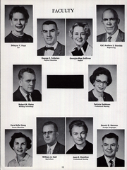 Page 16, 1961 Edition, Clark College - Galapagon Yearbook (Vancouver, WA) online yearbook collection