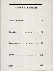 Page 5, 1961 Edition, Clark College - Galapagon Yearbook (Vancouver, WA) online yearbook collection