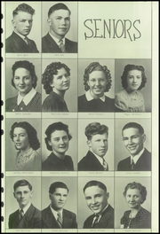 Page 13, 1941 Edition, Rockford High School - Indian Rocket Yearbook (Rockford, WA) online yearbook collection