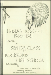 Page 5, 1941 Edition, Rockford High School - Indian Rocket Yearbook (Rockford, WA) online yearbook collection