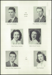 Page 14, 1948 Edition, St Patrick High School - Aquinan Yearbook (Walla Walla, WA) online yearbook collection