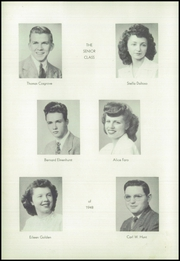 Page 16, 1948 Edition, St Patrick High School - Aquinan Yearbook (Walla Walla, WA) online yearbook collection